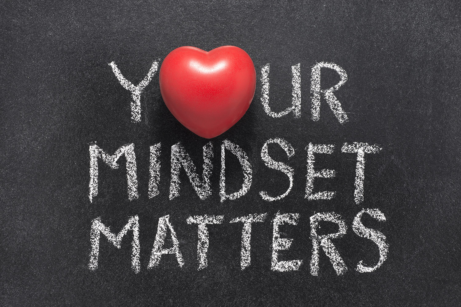 your mindset matters